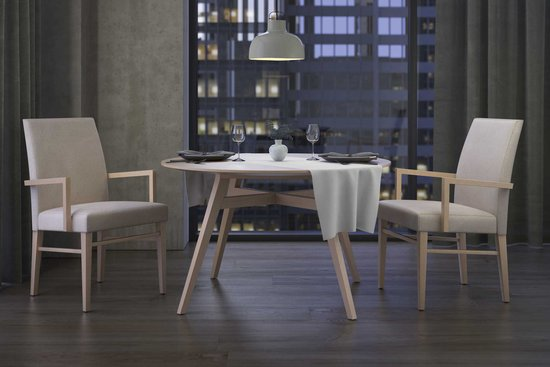 Avini guest seating with Romy table