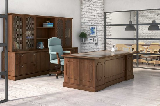 Brogan private office with Harbor