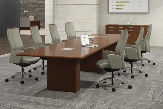 Finale conference with Protocol swivel seating