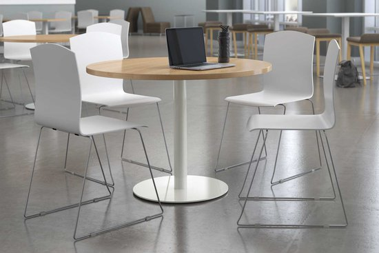 Trinity Chairs with Nosh Tables
